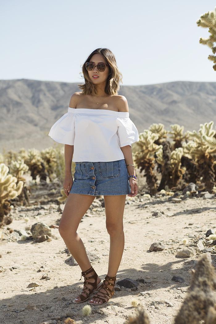 ef161-aimee_song_tibi_off_shoulder_short_sleeve_top_denim_skirt