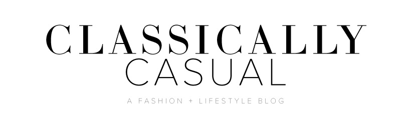 classically casual
