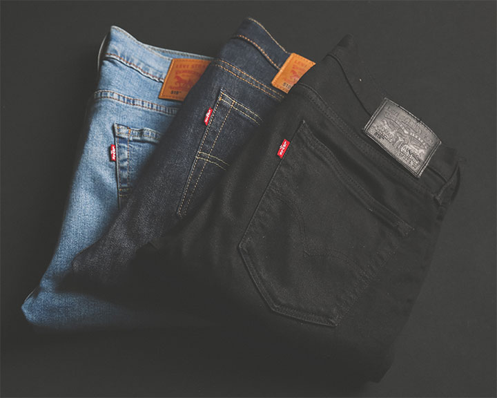 LEVI'S DENIM BUYBACK PROGRAM